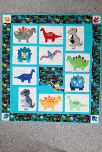 Seth's Dinosaurs - Product Image