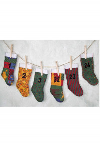 AdventStockings - Product Image