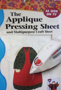 AppliquéPressing Sheets - Product Image