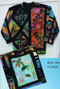 Batik TurtleJacket - Product Image