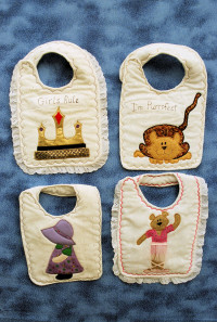 Bibs for Girls - Product Image