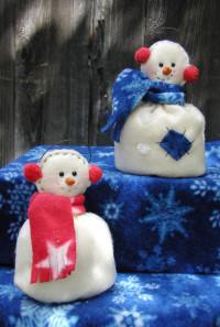 Felt Frosties - Product Image