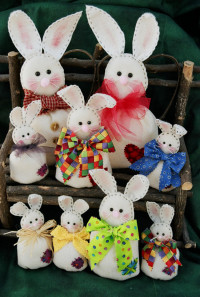Funny Bunnies - Product Image