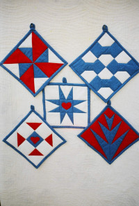 Paper PiecedQuilt Blocks - Product Image