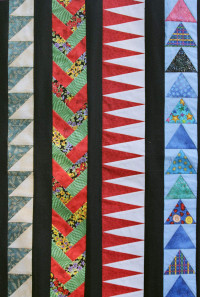 Paper Pieced Quilt Borders - Product Image