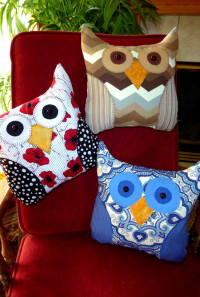 That's A HootPillows - Product Image