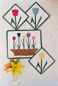 Placemats & Potholders - Product Image
