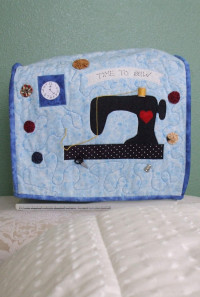Sewing MachineCover - Product Image