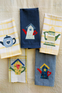 Tea TimeTea Towels - Product Image